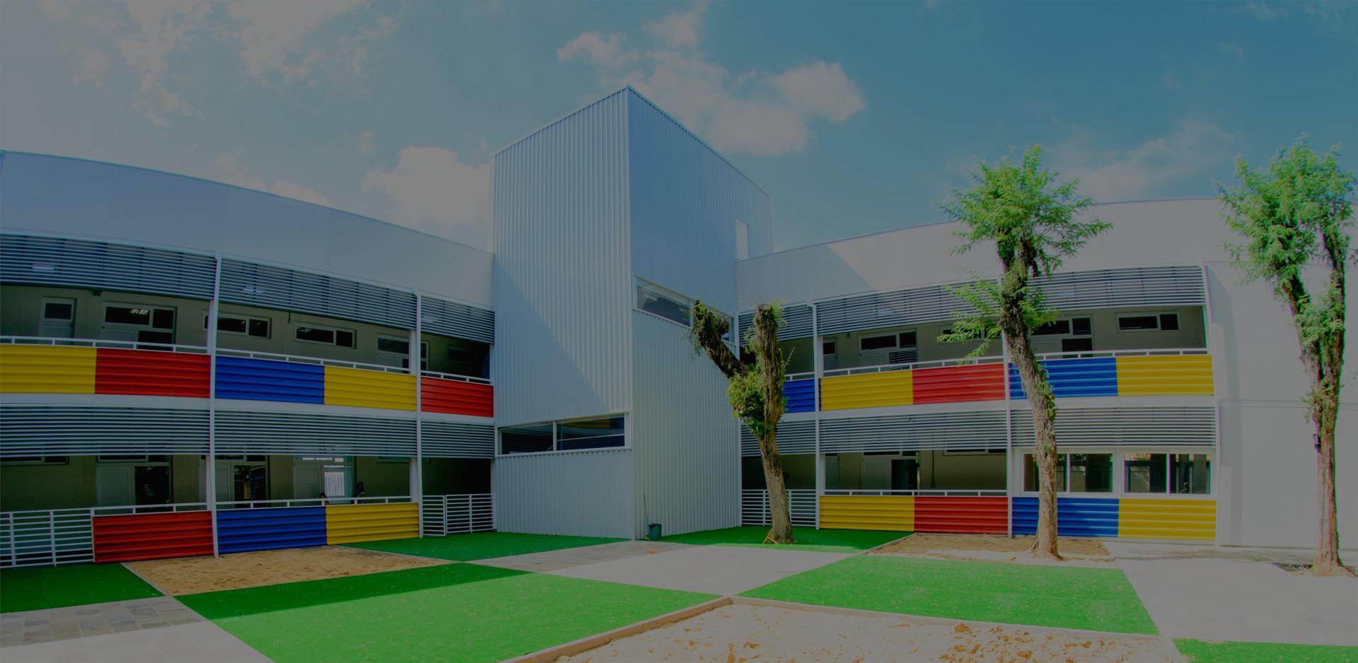 Construção modular na Educação